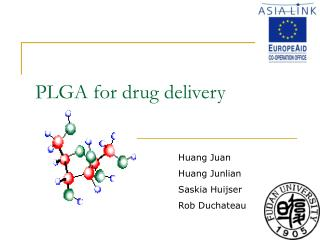 PLGA for drug delivery