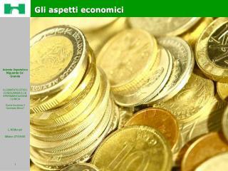 Gli aspetti economici