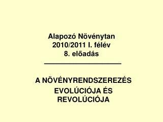 Alapoz  N v nytan 2010