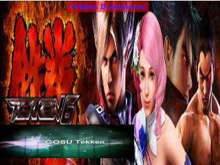 Tekken Gosu