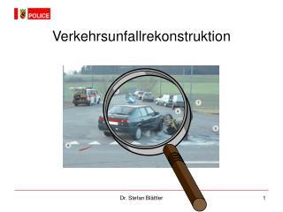 Dr. Stefan Bl ttler