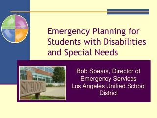Emergency Planning for Students with Disabilities and Special Needs