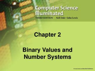 Binary Values and Number Systems