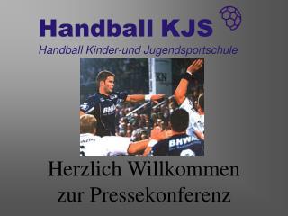 Handball KJS Handball Kinder-und Jugendsportschule