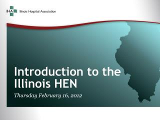Introduction to the Illinois HEN
