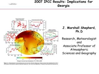 2007 IPCC Results: Implications for Georgia