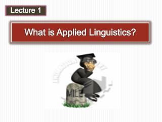 What is Applied Linguistics