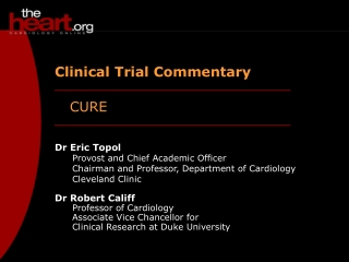 Antiplatelet Therapy Beyond ACS