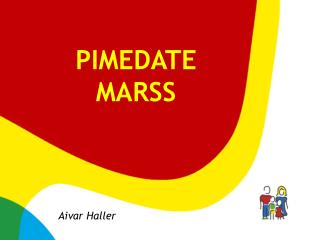 PIMEDATE MARSS