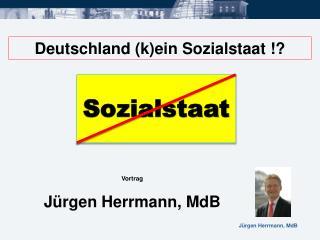 Deutschland kein Sozialstaat