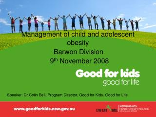 Management of child and adolescent obesity