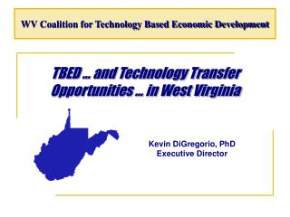 WV Coalition for Technology Based Economic Development