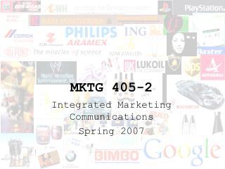 MKTG 405-2