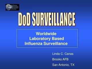 Worldwide   Laboratory Based  Influenza Surveillance
