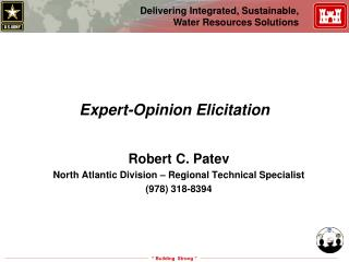 Expert-Opinion Elicitation