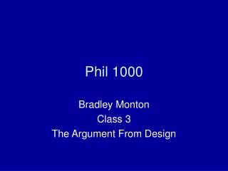 Phil 1000