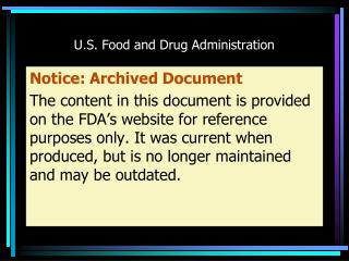The Inspection is Over   What Happens Next  Possible FDA Compliance Actions