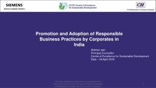 CII Information Risk Management Service