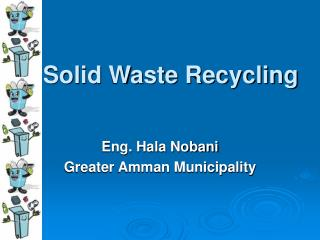 Solid Waste Recycling
