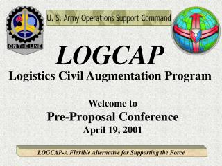 Logistics Civil Augmentation Program