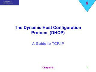 The Dynamic Host Configuration Protocol DHCP