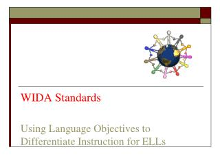 WIDA Standards   Using Language Objectives to Differentiate Instruction for ELLs