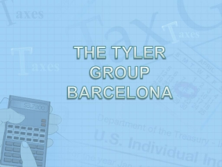 Allgemeine Steuern in Spanien, the tyler group