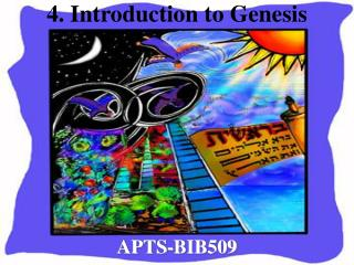 4. Introduction to Genesis
