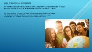Shaping The Entrepreneurial University