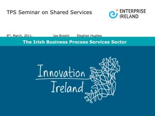 The Irish Business Process Services Sector