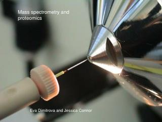 Mass spectrometry and proteomics