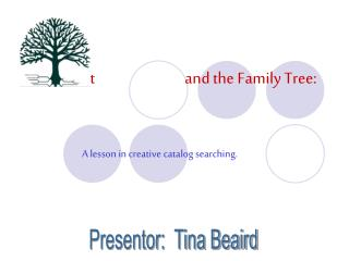 WorldCat and the Family Tree: A lesson in creative catalog ...