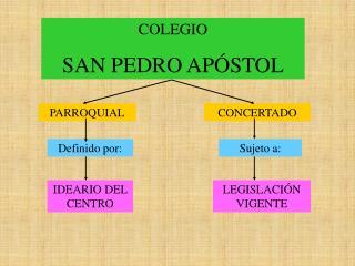 COLEGIO SAN PEDRO AP STOL