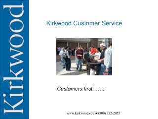 Kirkwood  800 332-2055