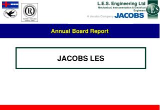 Annual Board Report