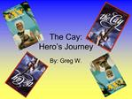 The Cay: Hero s Journey