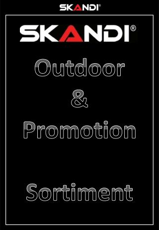 Outdoor  Promotion  Sortiment
