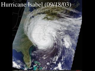Hurricane Isabel 09
