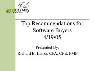 Top Recommendations for Software Buyers 4