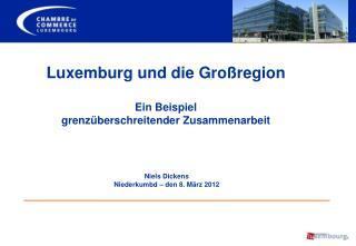Luxemburg und die Gro region