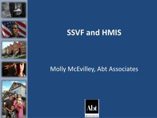 SSVF and HMIS