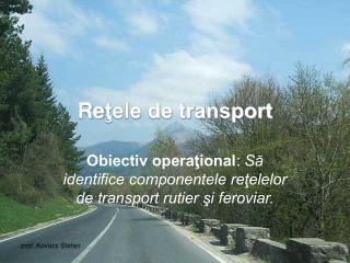 Retele de transport