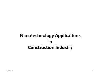 Nanocomposites Coatings for the Wood Industries