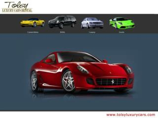 Rent Exotic & Sports Car In Florida