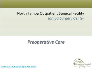 Preoperative Surgery Care