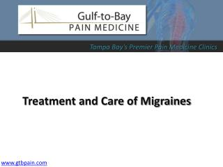 Migraines Treatment Care