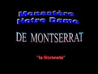 Monast re  Notre Dame