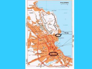 CITTA   Sicilia: Palermo, Informazioni generali:  C.A.P. 90100  Prefisso:091  Altitudine:m.19