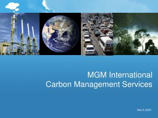MGM International Carbon Management Services