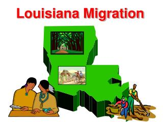 Louisiana Migration